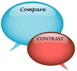 Compare and contrast essay for macbeth